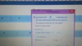 Finale 2011 Ctrl + a Sonra Ctrl + m Page Sayfa Measure Mezür Sayısı Aşağı Yukarı Aykut Öğretmen