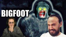 KARDEŞİMLE KOCA AYAK AVINDAYIZ ! | BIGFOOT