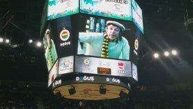 Münir Özkul Basketbol Sahasında'da Unutulmadı
