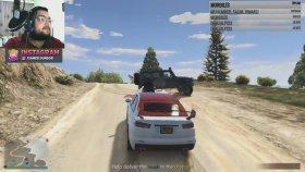 ONLARI MERMİ MANYAĞI YAPICAM GTA 5 Türkçe Online Multiplayer #2