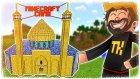 CAMİ YAPTIM Minecraft ZoR MoD #12