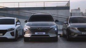 Hidrojenle çalışan Hyundai NEXO