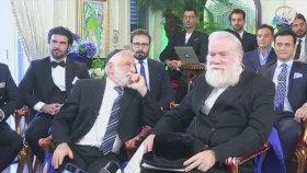 Sn. Adnan Oktar'ın Haham Yeshayahu Hollander Ve Haham Ben Abrahamson İle Görüşmesi ( 11 Ocak 2018