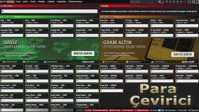 Canlı Altın ve Para Çevirici Ekranı Piyasa.Paratic.com / para - cevirici / Adresinde Sizlerle