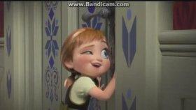 Frozen - Kardan Adam Yapsak Senle ( Karlar ülkesi )