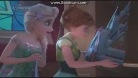 Karlar Ülkesi - Elsa Frozen Kutlama