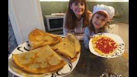 Elif Mutfakta , Aşçı Barbie Elif Krep Yapıyor , Çikolatalı Reçelli