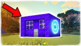 PORTAL EV YAPTIM | Minecraft ZoR MoD #19