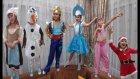 Kostüm Challenge , Olaf , Kar Kızı , Noel Baba , Sindirella , Külkedisi Dansçı , Alaaddin ,