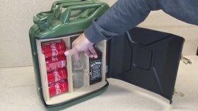 Benzin Bidonundan Mini - Bar Yapmak ( Sanat İçerir )