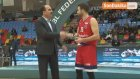 Tbl Federasyon Kupası : Türk Telekom : 59 - Bahçeşehir Koleji : 89