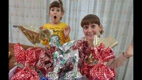 Evde Sürpriz Bulmaca Challenge. Lera Elif Yarışıyor. Kinder Joy , Hatchimals , Kinder Sürpriz