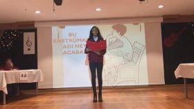 Müzik Bilgi Yarışması Ankara Altınoran Mektebim Okulu Müzik öğretmeni Özgür Başar