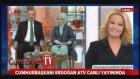 Tayyip Erdoğan ve Eşinin Müge Anlı'nın Programına Katılması