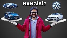 Karşılaştırma - Ford Fiesta vs VW Polo