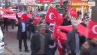 Afrin'deki Mehmetçiğe Böyle Destek Oldular