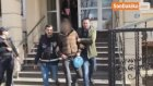 Alkol Çalan Hırsız Kardeşler Kısa Sürede Yakayı Ele Verdi