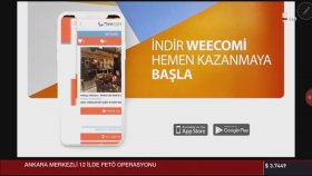 Weecomi Haber Türk Reklam filmi