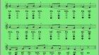 18.Etüt Nota Okuma Dersi Solfej Blok Flüt Piyano Keman Gitar Müziği Sevdirme Yolları