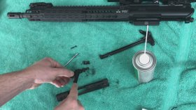 AR 15 Cleaning and Lubrication Video