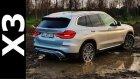 TEST - BMW X3 ( 2018 )