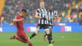 Cengiz Ünder'in Udinese'ye attığı muhteşem gol