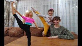 Barbie Sonsuz Hareket Bu Barbie Müthiş Her Hareketi Yapıyor Elif Tekrarlıyor