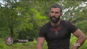 Turabi : Ya Avcı Olacaksın Ya da Av ( Survivor 2018 8.Bölüm )