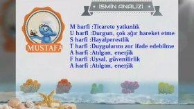 ~ Mustafa ~ İsminin Anlamı ~ ayrıntılı Analizi ~