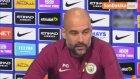 Guardiola , Maçta Siyasi Mesaj Verdiği İçin Ceza Aldı