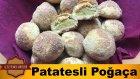 Patatesli Galeta Unlu Poğaça Nasıl Yapılır ? | Poğaça Tarifleri