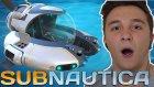 Süper Denizaltı Yaptık ! - Subnautica #3