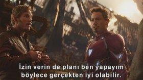 Avengers : Sonsuzluk Savaşı ( 2018 ) Türkçe Altyazılı 2. Fragman