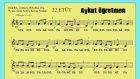 22.Etüt Nota Okuma Dersi Solfej Blok Flüt Piyano Keman Gitar Müziği Sevdirme Yolları