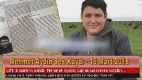 Mehmet Aydın : Çıplak Gösteren Gözlük Satmadım