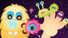 Parmak Ailesi | Uzaylı Parmak Ailesi | Çocuk Şarkıları 2017 | Bebek Şarkıları Dinle