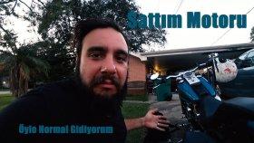 Sattım Motoru - 1995 Harley Davidson Fatboy - Öyle Normal Gidiyorum