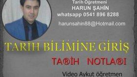 Kanuni Sultan Süleyman Dönemi Tarih Ders Notları Harun Şahin video Aykut öğretmen