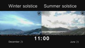 Norveç'te En Uzun Gün ve Gece