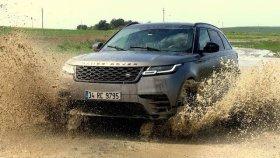Test - Range Rover Velar