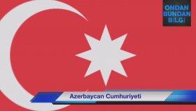 Günümüz Türk Devletleri ( Bayrakları , Nüfusları , Başkentleri , Yüzölçümleri )