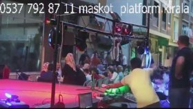 Podyum Ses Işık Platform Kiralama İstanbul & Platform Podyum Sahne Kiralama - Platformcu
