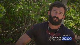Turabi'den Gönüllüler'e Gönderme ( Survivor 2018 40.Bölüm Tanıtımı 6 Nisan Cuma )