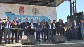 Maliye Bakanı Naci Ağbal & Hizmet Toplu Açılışı Sunum Naci Ahıskalıoğlu