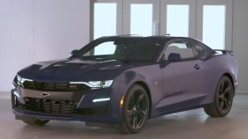 New Chevrolet Camaro 2019