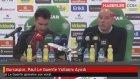 Bursaspor , Paul Le Guen'le Yollarını Ayırdı