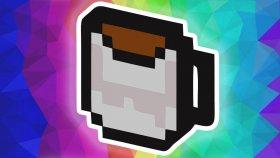MINECRAFT'TA KAHVE İÇMEK ? - Minecraft : The Simple Life #12
