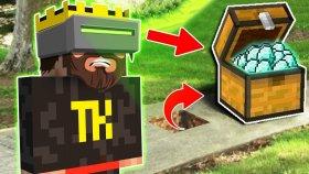 GİZLİ SANDIĞI BULDUM Minecraft ZoR MoD 2.SEZON #6