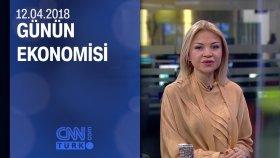 Günün Ekonomisi 12.04.2018 Perşembe
