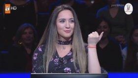 Eğlenceli ve Sempatik Tavırlarıyla Kim Milyoner Olmak İster'e Damga Vuran Yarışmacı